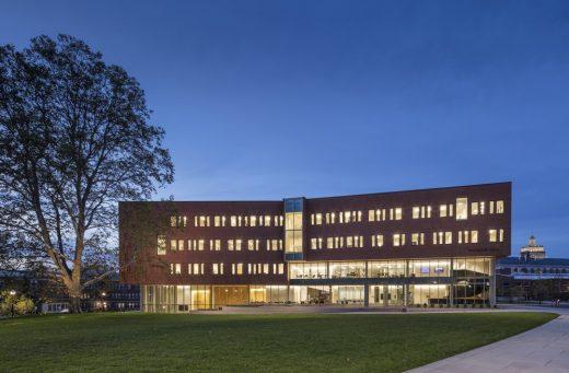 University of Rochester Wegmans Hall, NY, USA by KVA