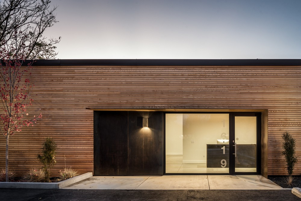1619 phillippi passive house offices in boise idaho e for Architects in boise idaho