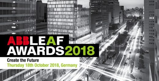 ABB LEAF Awards in Germany 2018