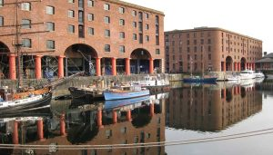Albert Dock Building Liverpool