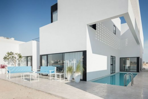 Contemporary Houses in Al Khiran, Kuwait