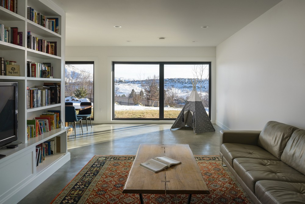 Ashtree passive house in boise idaho 4 e architect for Architects in boise idaho