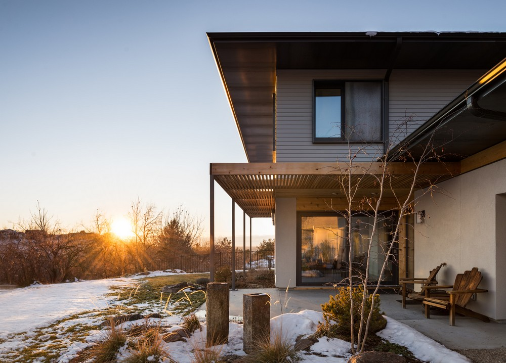 Ashtree passive house in boise idaho 2 e architect for Architects in boise idaho
