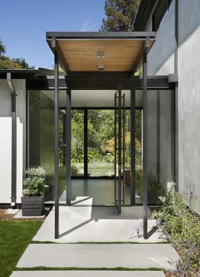 Creekside Residence, Palo Alto house