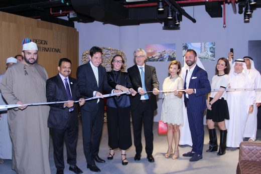 Design International Architects Dubai office opening