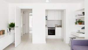 Designing or Working with an Open-Plan Design