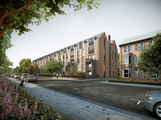 Eskdale Terrace Housing Newcastle Architecture News