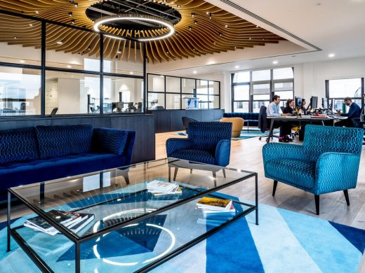 Finsbury London Workplace Building