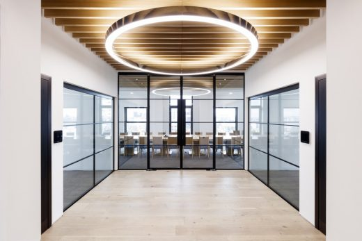 Finsbury London offices