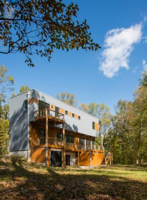 Forest House in Gambrills Maryland