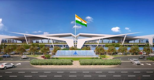 Guwahati International Airport in Assam Indian Architecture News