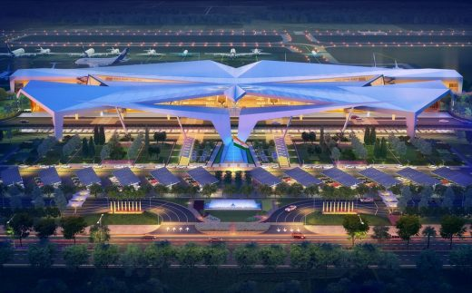 Guwahati International Airport in Assam