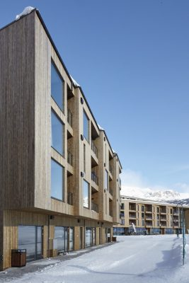 Hemsedal Suites in Norway