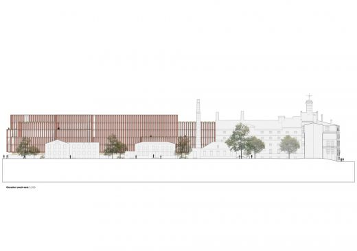 Latvia Architectural Competition winning design