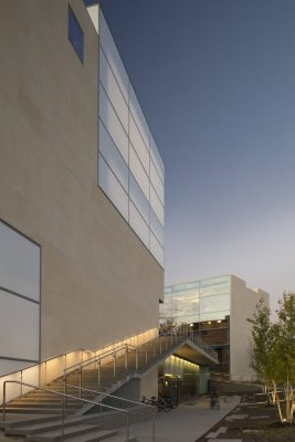 Lewis Arts Complex Princeton University by Steven Holl Architects