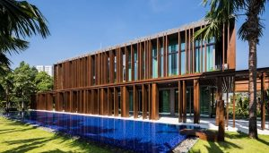 Louvers House in Ho Chi Minh City