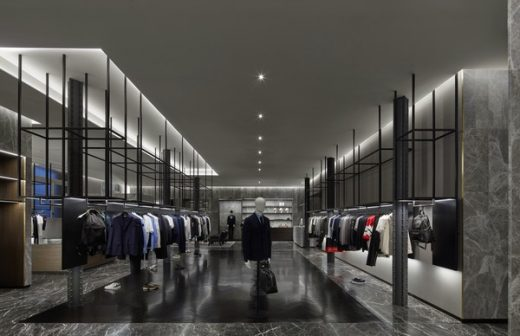 Masons Retail Interior in Melbourne