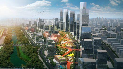 Mawan Mile in Shenzhen