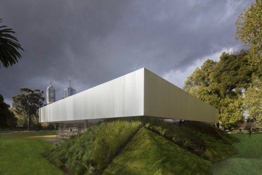 MPavilion 2017 has been Gifted to Monash University