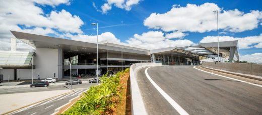 New International Airport of Belo Horizonte