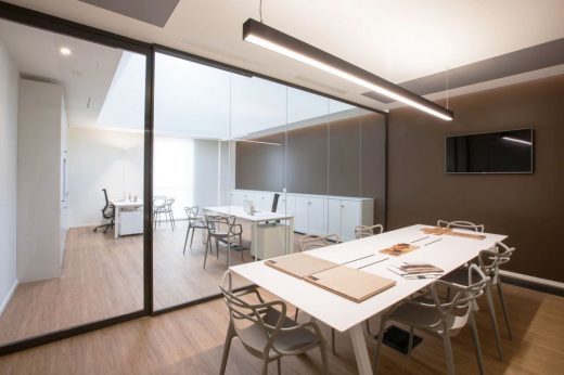 New Woodco Headquarter in Trento South Tyrol
