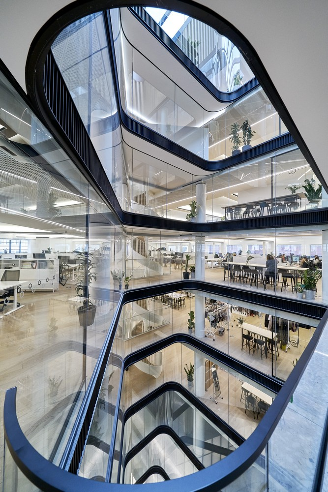 No1 new oxford street in london 6 e architect for Whitespace architects careers