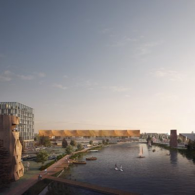 Oslo Airport City in Norway by Haptic Architects / Nordic – Office of Architecture