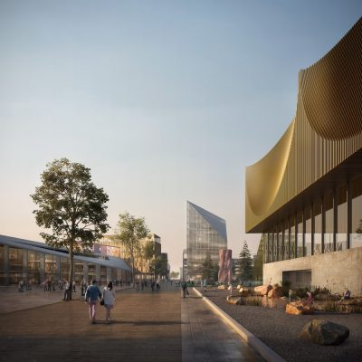 Oslo Airport buildings by Haptic Architects / Nordic – Office of Architecture