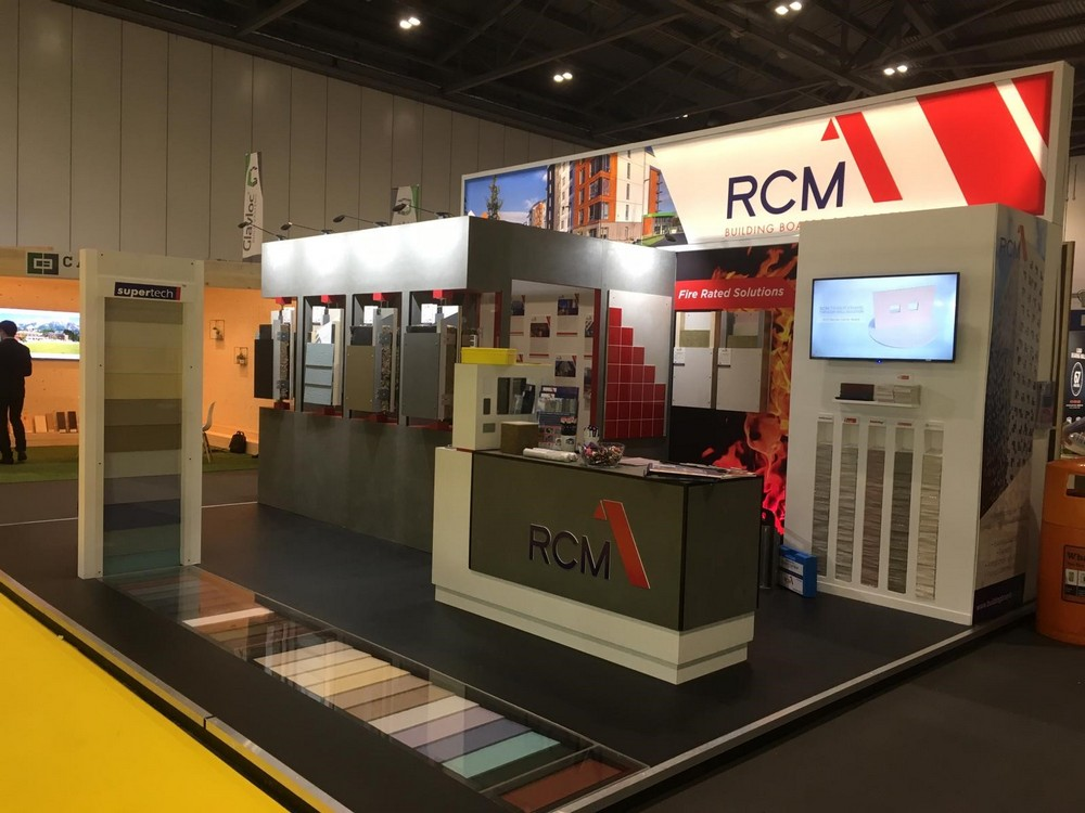 Exhibition Stand Fitter Jobs London : Rcm exhibition at ecobuild london e architect