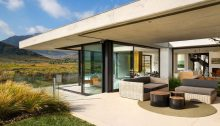 Restio River House in Pringle Bay