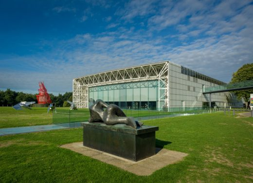 Sainsbury Centre for Visual Arts in Norwich