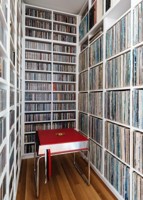 Marin County residence record collection