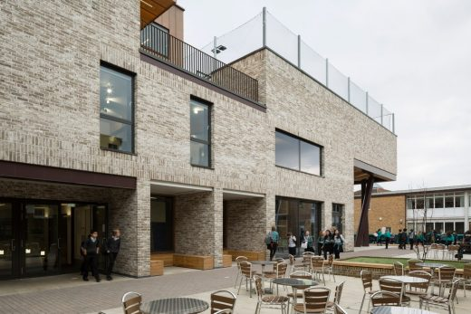 Stephen Perse Foundation New Sports and Learning Building