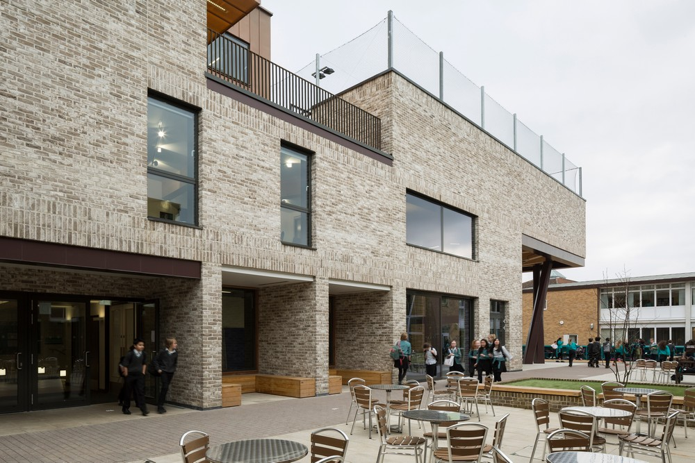 Stephen perse foundation new sports and learning building for Architecture perse