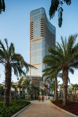 Sunshine Insurance Tower in Hainan China