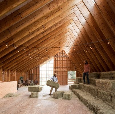 Swallowfield Barn in Langley - Vancouver Architecture News