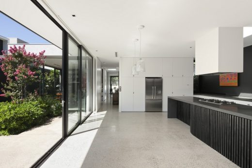 New residence in Melbourne