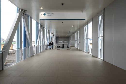 Trieste Airport Italy Building