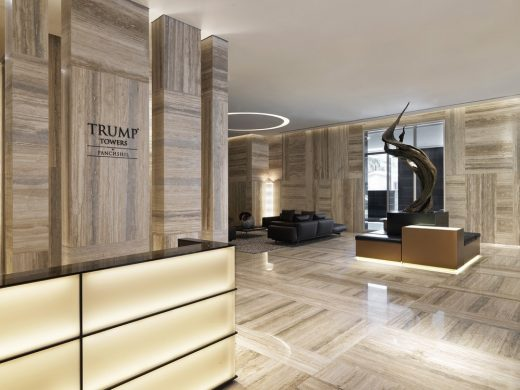 Trump Towers in Pune