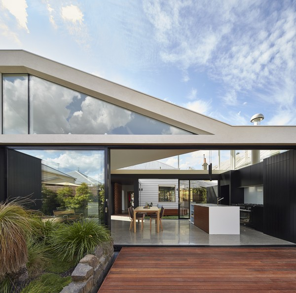 Tunnel House In Hawthorn Melbourne E Architect