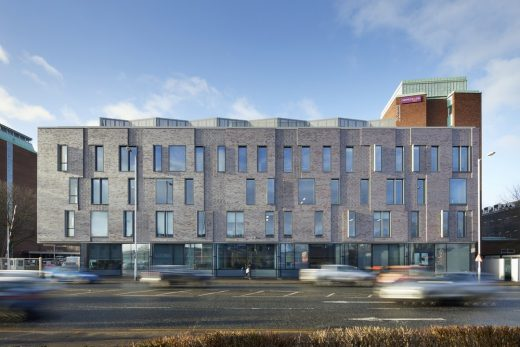 University of Manchester Schuster Annexe Building