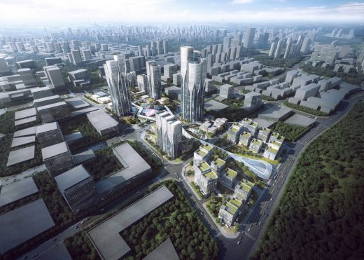 Vanke Tianfu Cloud City in Chengdu