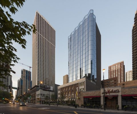Viceroy Hotel in Chicago architecture news