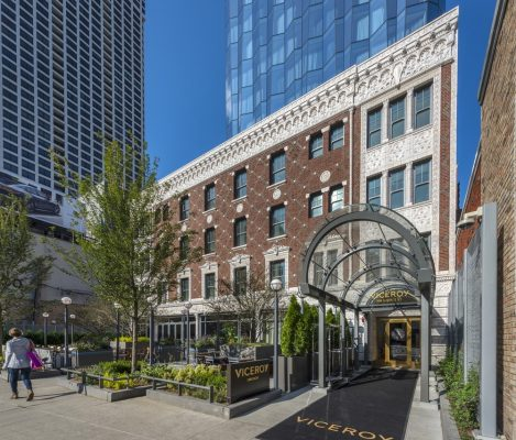 Viceroy Hotel in Chicago