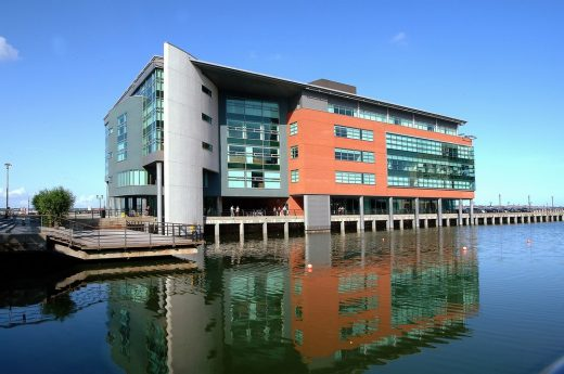 12 Princes Dock, Liverpool Waters Offices