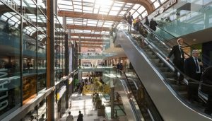 Aura Valle Aurelia Rome Shopping Centre