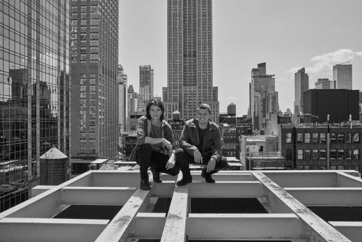 Adam Neumann, Bjarke Ingels of BIG Architects