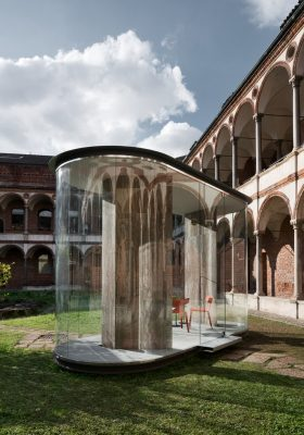 Cells Milan Design Week 2018 installation