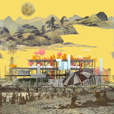 Choon Choi, Paradise Lost 100 Days of Ennui, Desire, and Privation