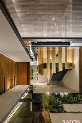 Double Bay House in Sydney
